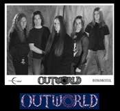 View Outworld 8X11 & 2 Stickers